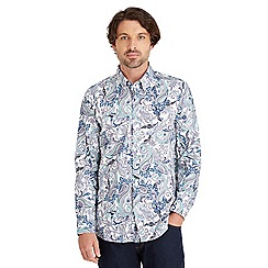 Joe Browns - Multi coloured perfect paisley shirt