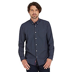 Joe Browns - Dark blue subtle but snazzy shirt