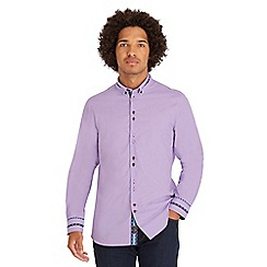 Joe Browns - Lilac incredible collar shirt