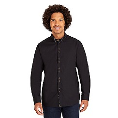 Joe Browns - Black delectable double collar shirt