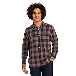 Joe Browns - Multi coloured rustic check shirt