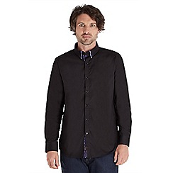 Joe Browns - Black deeply dapper shirt