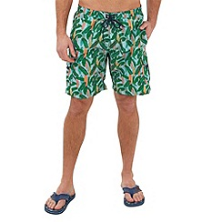 Joe Browns - Green hit the board shorts
