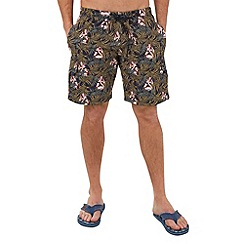 Joe Browns - Multi coloured hit the board shorts