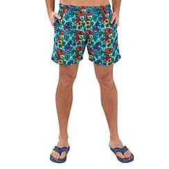 Joe Browns - Multi coloured ready for a dip shorts