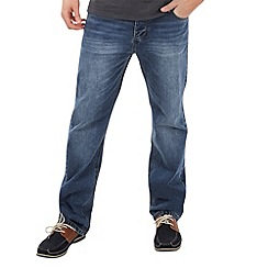 Joe Browns - Dark blue easy going joe jeans