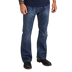Joe Browns - Dark blue bootcut joe jeans