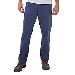 Joe Browns - Navy washed to perfection trousers