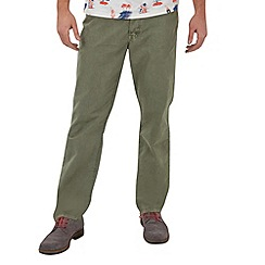 Joe Browns - Khaki washed to perfection trousers