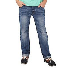 Joe Browns - Bright blue straight joe vintage jeans