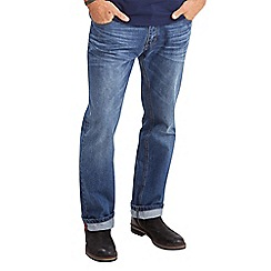 Joe Browns - Dark blue straight joe jeans