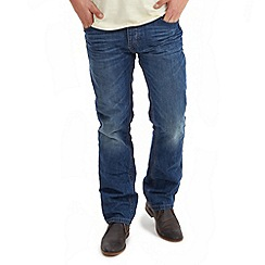 Joe Browns - Dark blue easy joe jeans