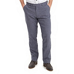 Joe Browns - Grey perfect pinstripe trousers