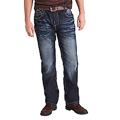 Joe Browns - Dark blue easy day jeans