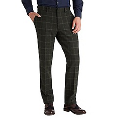 Joe Browns - Dark green deadly dapper trousers