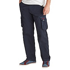 Joe Browns - Navy get stuck in cargos