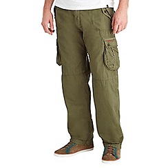 Joe Browns - Khaki get stuck in cargos