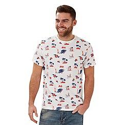 Joe Browns - White fun in the sun t-shirt
