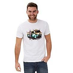 Joe Browns - White free spirit t-shirt