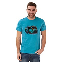 Joe Browns - Blue free spirit t-shirt