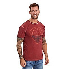 Joe Browns - Red legend of rock t-shirt