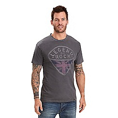 Joe Browns - Grey legend of rock t-shirt