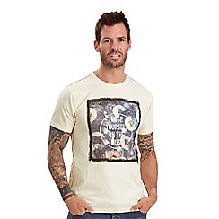 Joe Browns - Cream lose yourself t-shirt