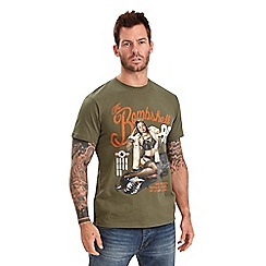 Joe Browns - Khaki bombshell t-shirt