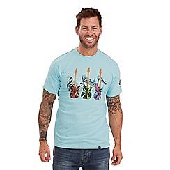 Joe Browns - Pale blue play it loud t-shirt