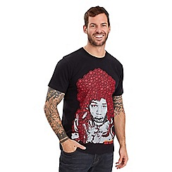 Joe Browns - Black all about hendrix t-shirt