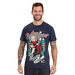 Joe Browns - Navy rock around t-shirt