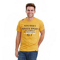 Joe Browns - Yellow military motor t-shirt