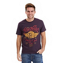 Joe Browns - Plum road holder t-shirt