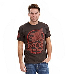 Joe Browns - Dark grey racing t-shirt