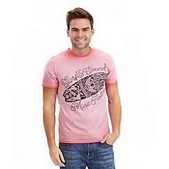 Joe Browns - Pink surf festival t-shirt