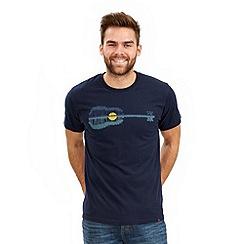 Joe Browns - Navy reflection t-shirt