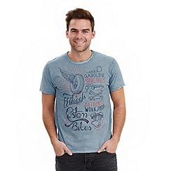 Joe Browns - Blue spare parts t-shirt