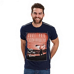 Joe Browns - Dark blue championship t-shirt