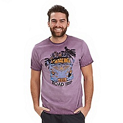 Joe Browns - Lilac adventure hunter t-shirt