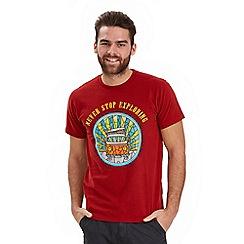 Joe Browns - Red camper glass t-shirt