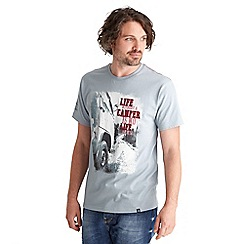 Joe Browns - Pale blue way of life t-shirt