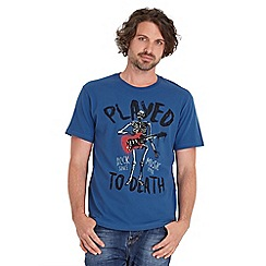 Joe Browns - Blue played to death t-shirt