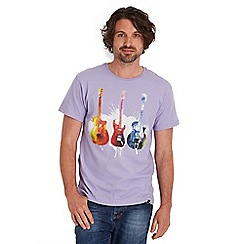 Joe Browns - Lilac explosive guitar t-shirt