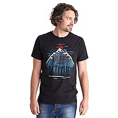Joe Browns - Black altitude t-shirt