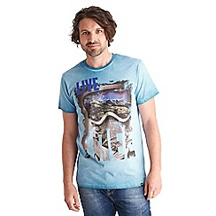 Joe Browns - Light blue live free t-shirt