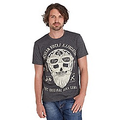 Joe Browns - Dark grey riders t-shirt