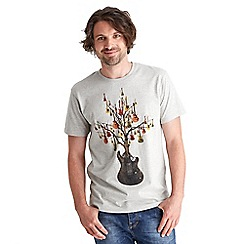 Joe Browns - Light grey fuelled by passion t-shirt