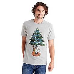 Joe Browns - Light grey rock around the tree t-shirt