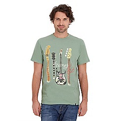 Joe Browns - Pale green sensational strings t-shirt