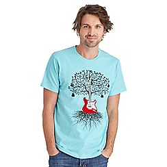 Joe Browns - Blue branch out t-shirt